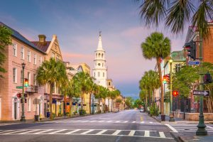 A Business Trip to Charleston South Carolina